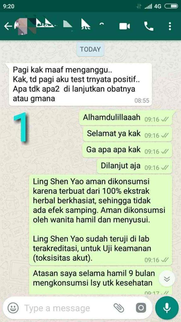 testimoni ling shen yao 3